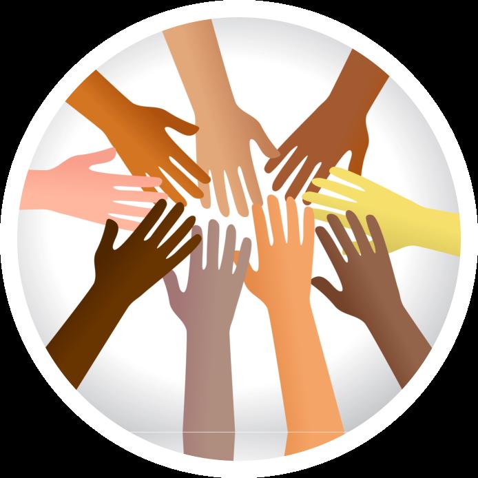 volunteers as a team